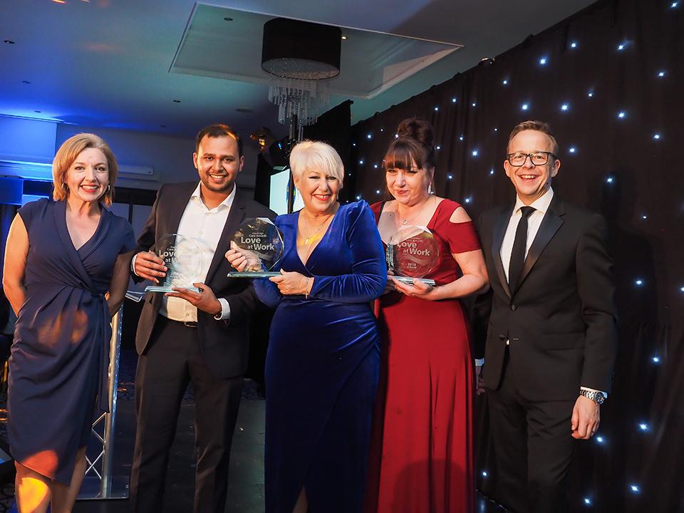 Hawkinge care awards